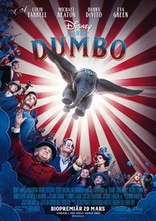 Dumbo (live action) (Sv. tal)