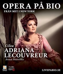 Adriana Lecouvreur (The Met)