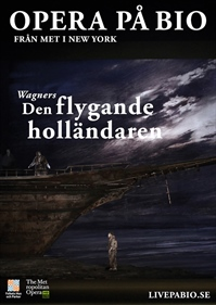 Den flygande holländaren (opera The Met)