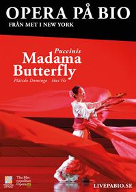 Madama Butterfly (opera The Met)